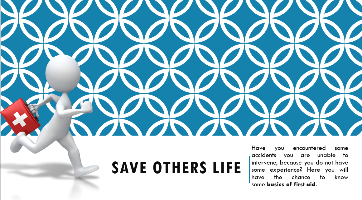 Save others life